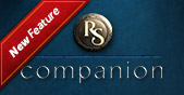 RuneScape Companion Web App - Grand Exchange Checker Teaser Image