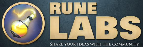 RuneLabs logo