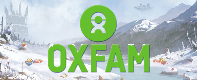 Donate to Oxfam with Bonds