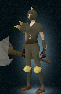 Replica Dharok's Outfit