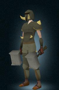 Replica Torag's Outfit