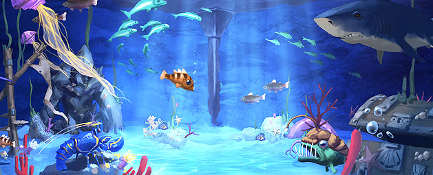 Aquarium – Player-Owned House Update