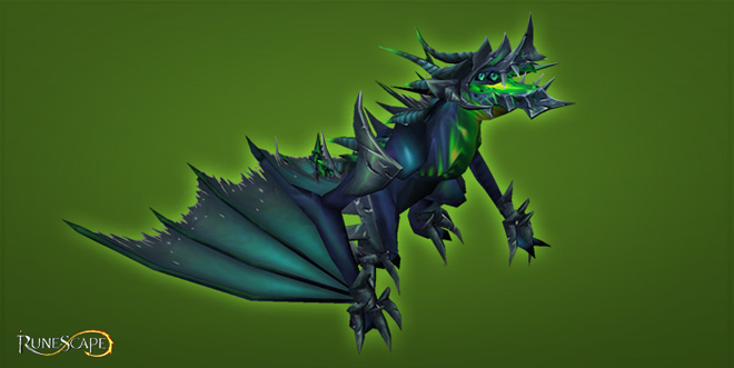 Shadow Drake Pet