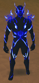 Vitality Suit - Blue, Full Health