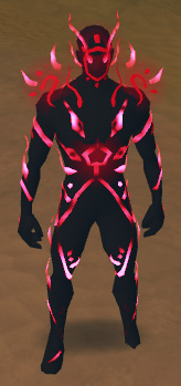 Vitality Suit - Red, Near Death