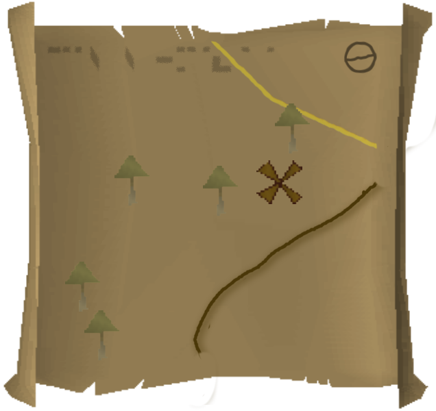 how to get rusty sword osrs