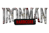 Hardcore Ironman - Coming Nov 10th