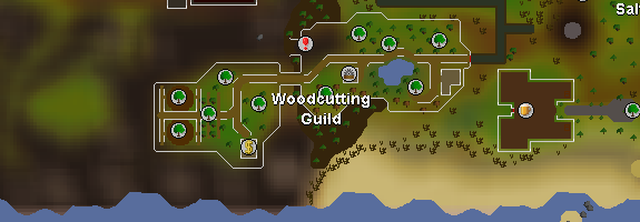 The Woodcutting Guild - Old School Announcements - RuneScape Forum