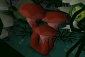 The Sulliuscep Mushrooms of Fossil Island could become a Woodcutting training feature, if you'd like one. Plus a new stat-boosting pie.