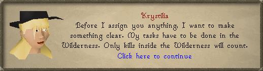 Runescape slayer master