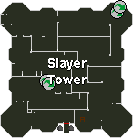 New slayer tower update on old scool Runescape!