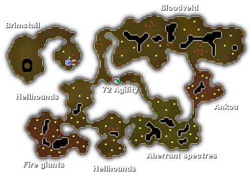 Diverse Dungeons osrs