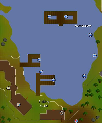 osrs update fishing guild expansion d2jsp topic
