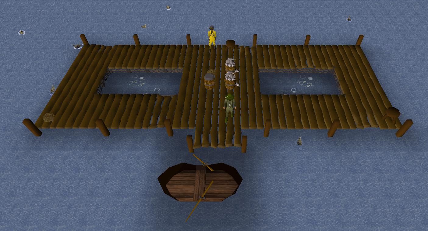 Osrs Update: Fishing Guild Expansion - d2jsp Topic