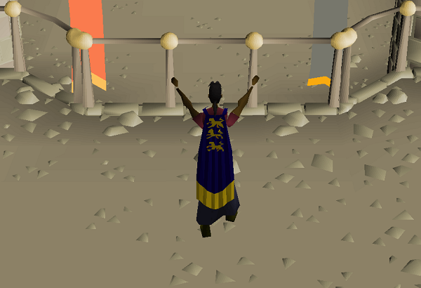 Runescape Champion's Cape – Welcome to rs gold world