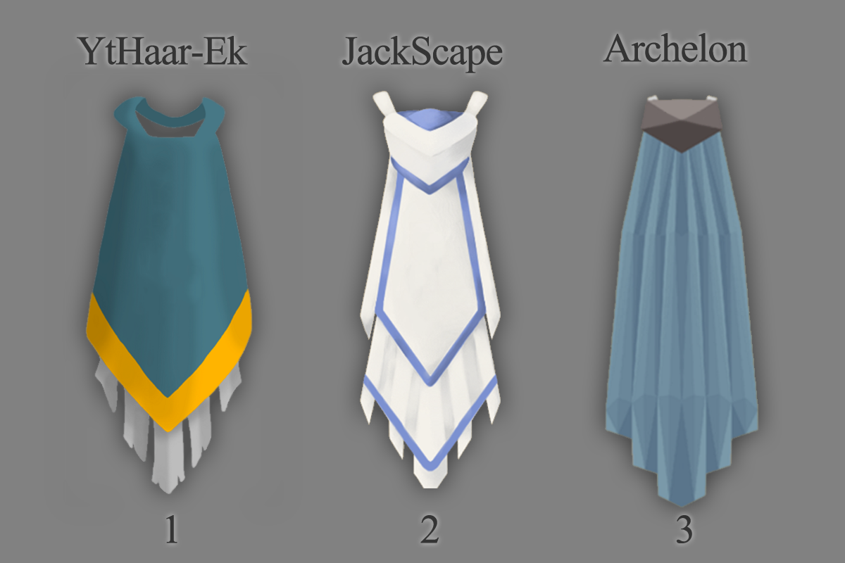 Runescape 2007 server play old school rs for Cape designs