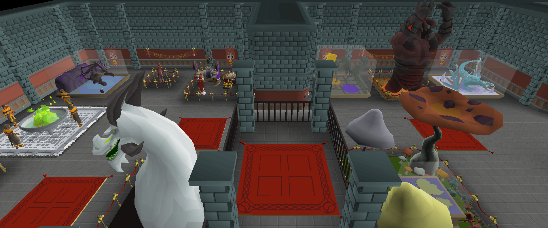 Osrs Update:old School Runescape\'s 5th Birthday - d2jsp Topic