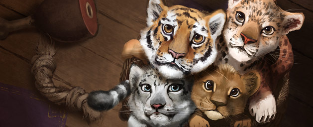 Adopt a Big Cat to Support WWF's Conservation Work