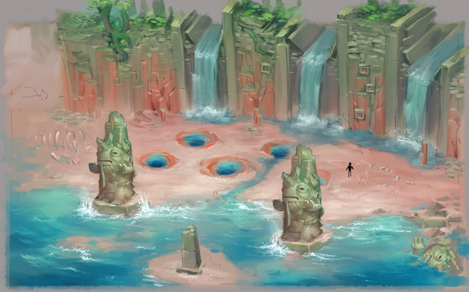 Mazcab Beach Concept