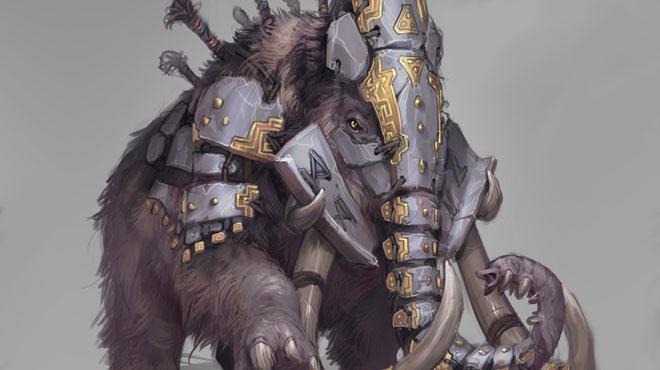 Acheron Mammoth Concept
