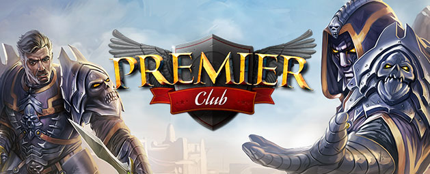 Premier Club | Buy Now