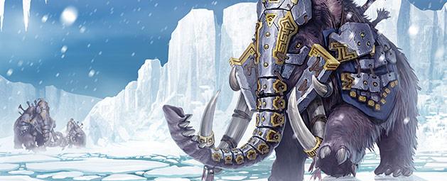 Raptor's Challenge | Acheron Mammoths