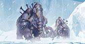 Raptor's Challenge | Acheron Mammoths Teaser Image