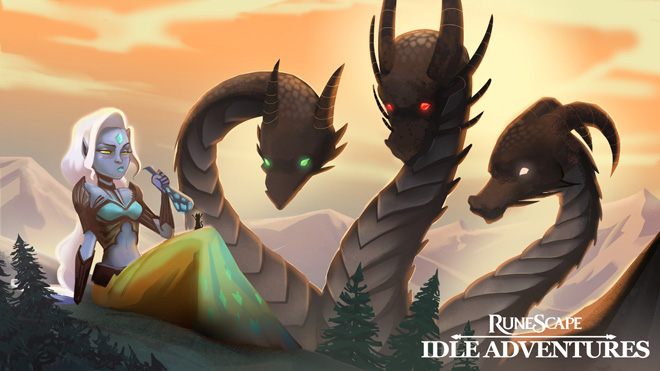 RuneScape: Idle Adventures Concept Art
