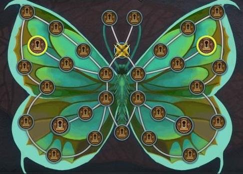 Flight of the Butterflies screen image.