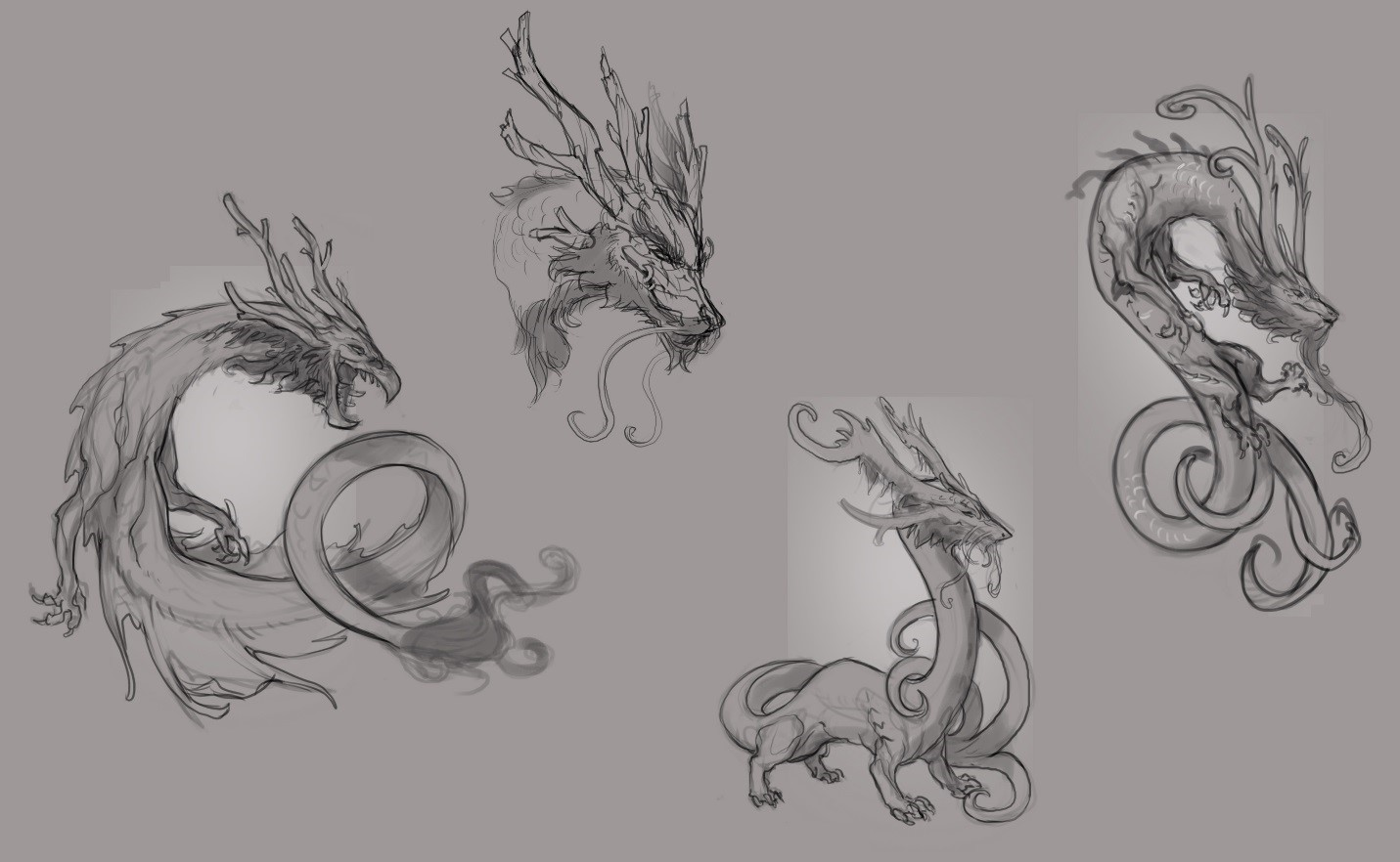 Slayer Monster Concepts