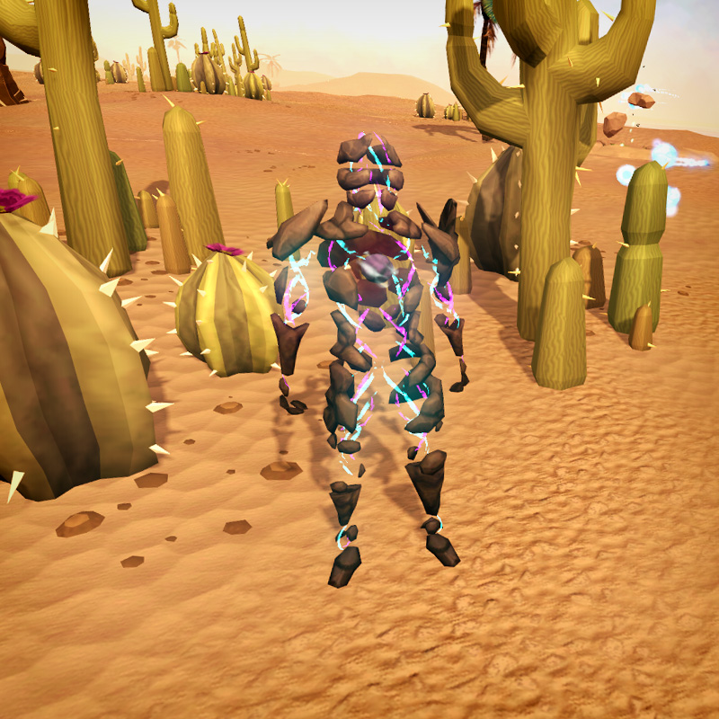 Complete Divine Simulacrum Outfit
