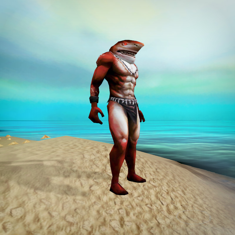 Complete Shark Outfit
