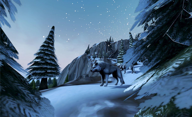 White Wolf Rework 2