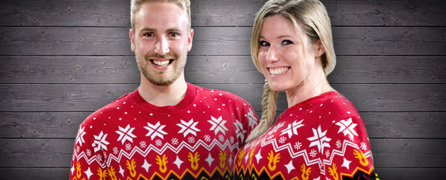 Christmas Jumper | Limited Stock - Pre-Order Now!