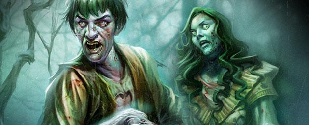 Treasure Hunter | Walk Like a Zombie | Zombie Outfit