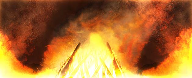 Treasure Hunter   Celebration of Fire