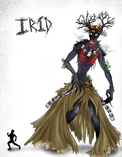 Irid, God of the Wilderness