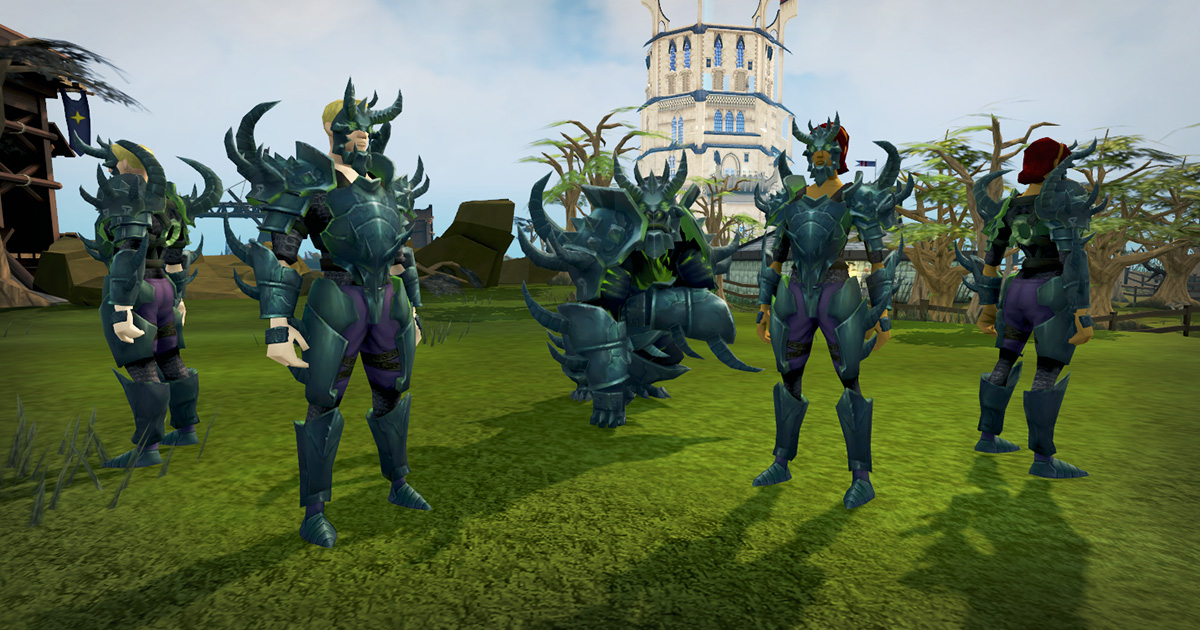 Shadow Gorilla Armour Solomons General Store Runescape Forum