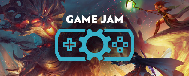 Game Jam Streams | 15:00 UTC, 18th & 19th February
