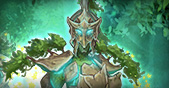 Nature's Sentinel | Elite Woodcutting Outfit Teaser Image