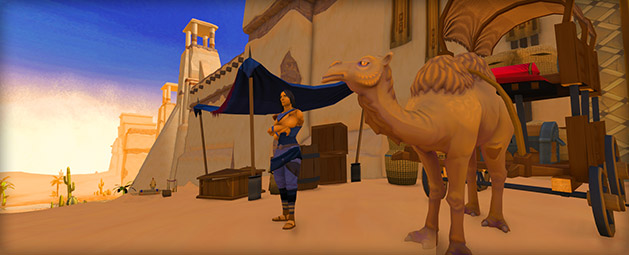 Aiding the Exile: Menaphos Event