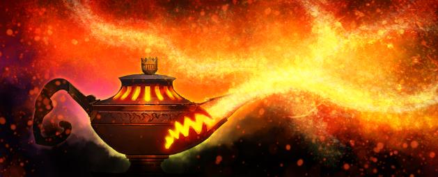 Smouldering Lamps - News - RuneScape