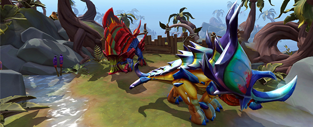 The Ranch Out of Time: Farming and Herblore 120