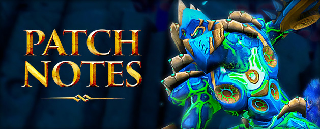 Patch Notes - 30/03