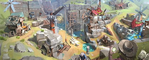 Game Update: Origins of Archaeology