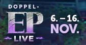 'Doppel-EP LIVE' ist LIVE!