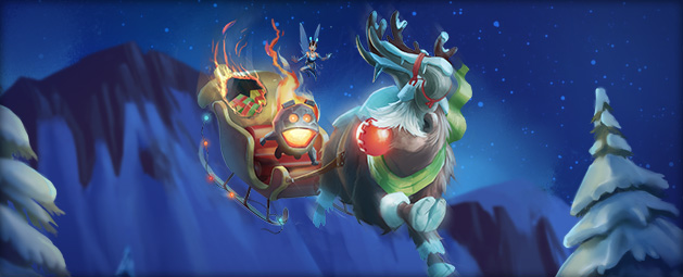Violet Is Blue Too and Yak Track: Knight Before Christmas - Coming Soon