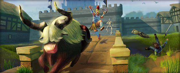 This Week In RuneScape: Yak To Basics and Ninja Strike 20!