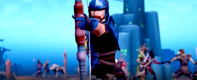 This Week In RuneScape:Ninja Strike 24 - Combat Bonanza & The Beach