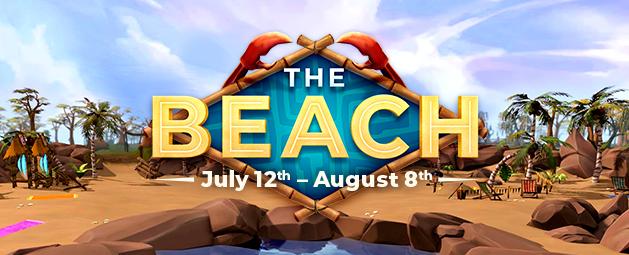 Make a splash at The Beach - Coming Soon!